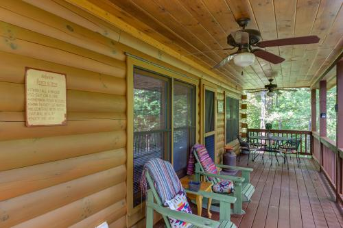Hawk's Landing - Ellijay, GA Vacation Rental