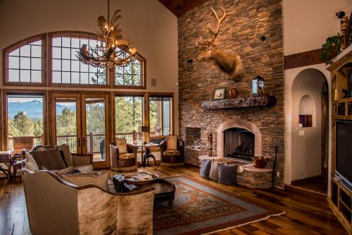 Majestic Mountain Retreat - Pagosa Springs, CO Vacation Rental