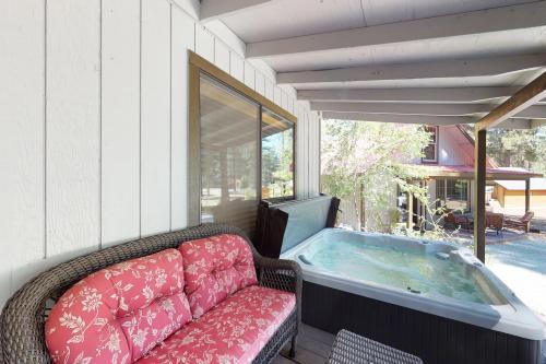 River Road Retreat - Leavenworth, WA Vacation Rental
