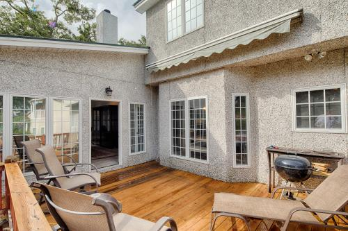 Papa's Place - St. Simons Island, GA Vacation Rental