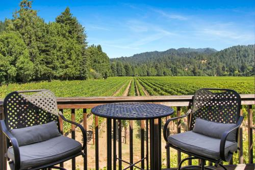 Melody Vineyard Cottage - Guerneville, CA Vacation Rental