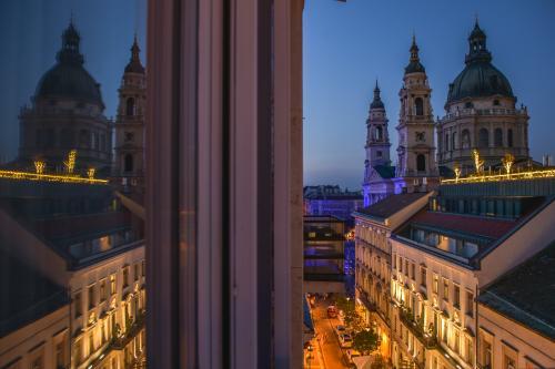 Basilica View Hercegprimas Luxury Apartment - Budapest, Hungary Vacation Rental