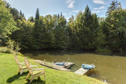 Stowe Hideaway - Morrisville, VT Vacation Rental