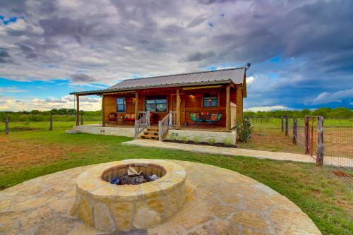 The Casseta  - Fredericksburg, TX Vacation Rental