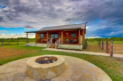 The Casseta  - Fredericksburg, TX Vacation Rental