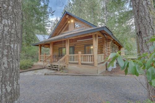 Wild Fern - Brightwood, OR Vacation Rental