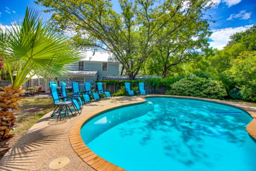 Cherry-Creek Retreat - Fredericksburg, TX Vacation Rental