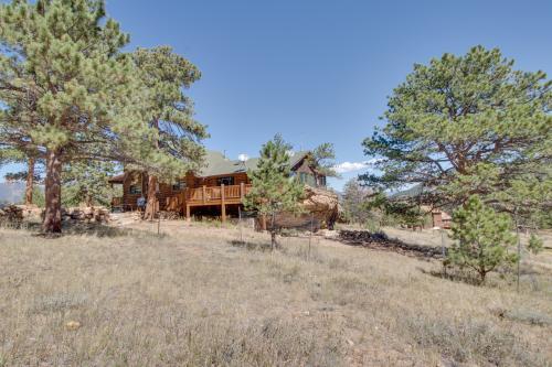 Eagle Crest Plus Bunk - Estes Park, CO Vacation Rental