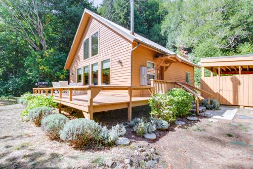Alder Springs - Sixes, OR Vacation Rental