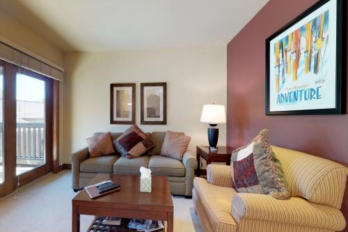 Cache F3-302 - Copper Mountain, CO Vacation Rental