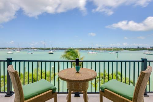 Boot Key Harbor Retreat Third Floor Studio - Marathon, FL Vacation Rental