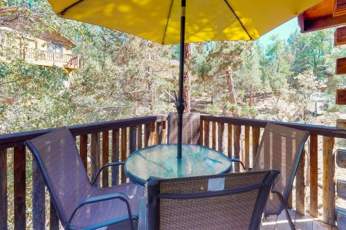 Highland Hideaway - Sugarloaf, CA Vacation Rental