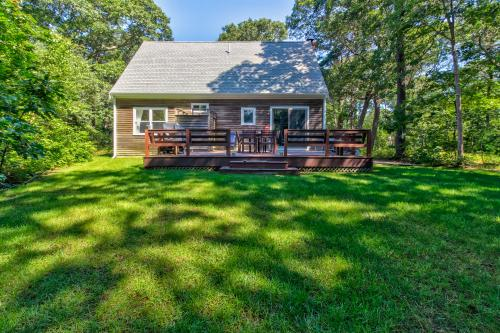 The Happy Place  - Vineyard Haven, MA Vacation Rental