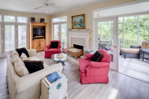 Windhaven Retreat - St. Simons Island, GA Vacation Rental
