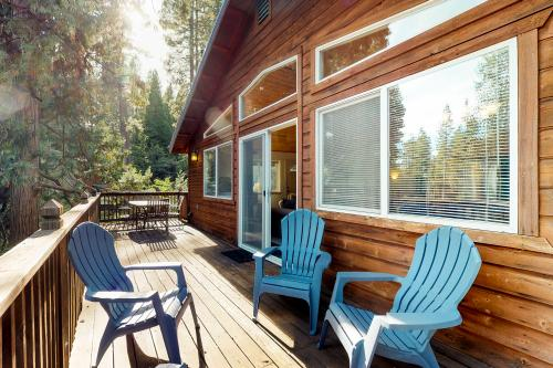 Blue Lake's Hart - Arnold, CA Vacation Rental
