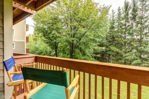 Snow Creek Condo - Warren, VT Vacation Rental