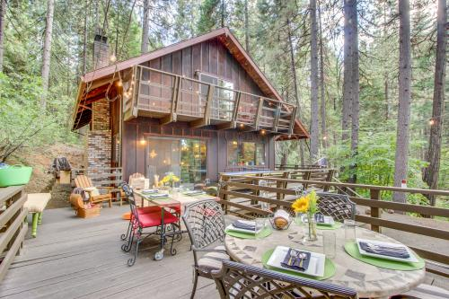 The Sanctuary - Arnold, CA Vacation Rental