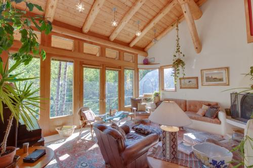 Secluded Galt Valley Retreat - Basalt, CO Vacation Rental