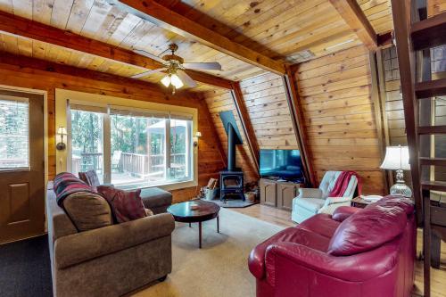 A-Frame of Mind - Dorrington, CA Vacation Rental