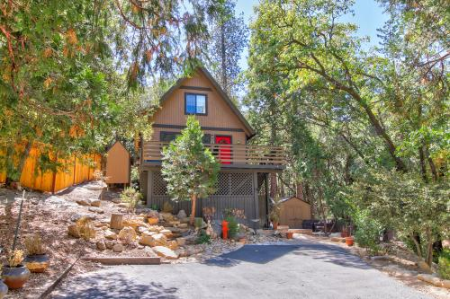 Pinewood Forest Cottage  - Idyllwild, CA Vacation Rental
