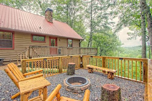 Mountain's Edge - Ellijay, GA Vacation Rental