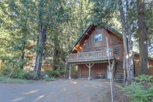 Round Mountain Inn - Government Camp, OR Vacation Rental