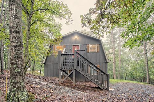 Deer Path Cabin - Ellijay, GA Vacation Rental