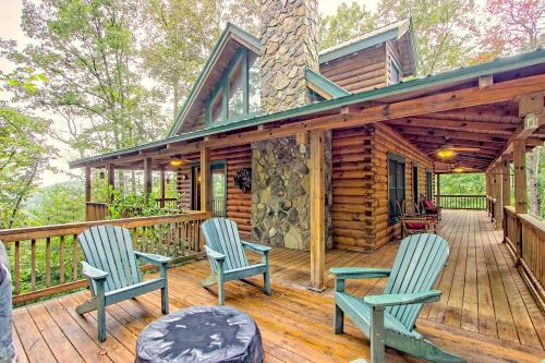 Sunset Valley - Ellijay, GA Vacation Rental