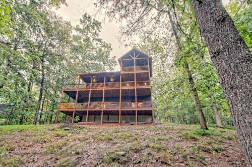 The Great Escape - Ellijay, GA Vacation Rental