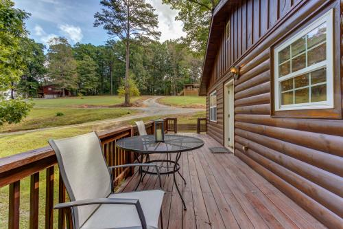 Take It Easy - Mineral Bluff, GA Vacation Rental