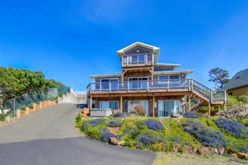 Lincoln Beach Retreat - Depoe Bay, OR Vacation Rental