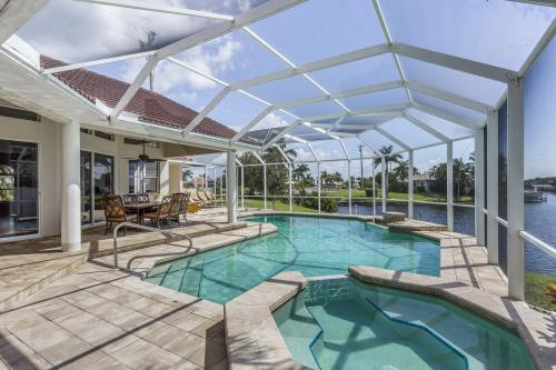 Tropical Escape - Cape Coral, FL Vacation Rental