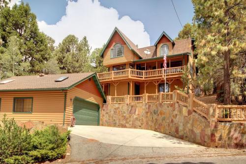 Sheephorn Splendor - Big Bear Lake, CA Vacation Rental