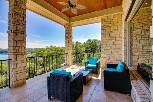 Chateau on the Cove - Leander, TX Vacation Rental