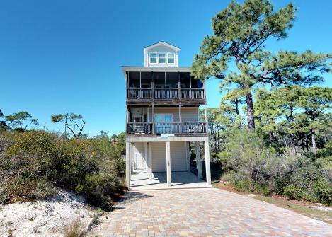 All Decked Out - Cape San Blas, FL Vacation Rental