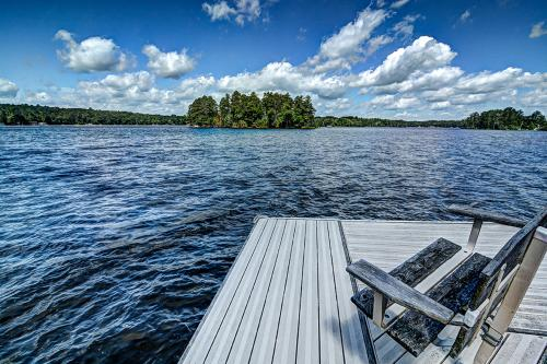 Ojibwa Waters - Eagle River, WI Vacation Rental