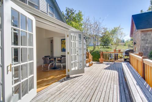 Ludlow Retreat - Bainbridge Island, WA Vacation Rental