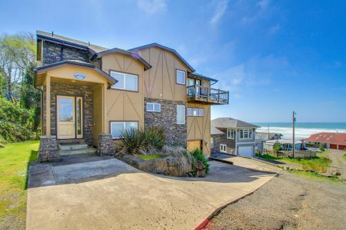 Sand Stone - Lincoln City, OR Vacation Rental