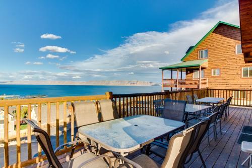 Cabin Overlooking The Harbor - Garden City, UT Vacation Rental