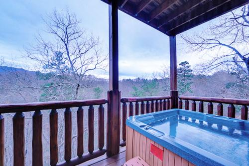 Above the Smokies - Sevierville, TN Vacation Rental