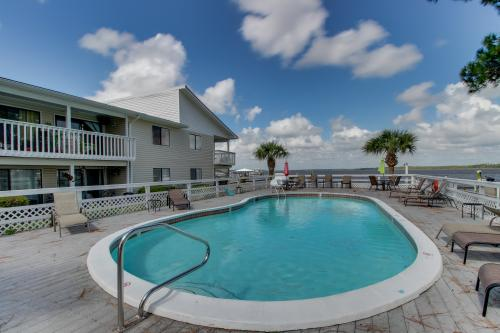 Wolf Bay Villas #101 - Orange Beach, AL Vacation Rental