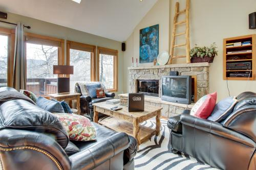 Booth Creek Townhome - East Vail, CO Vacation Rental