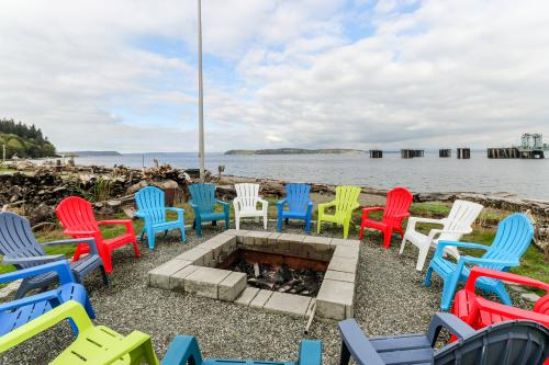 Whidbey Wonder  - Clinton, WA Vacation Rental