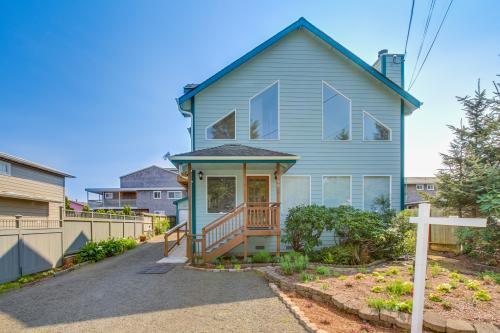 Taft Beach House - Lincoln City, OR Vacation Rental