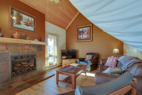 Family Penthouse at Yampa View - Steamboat Springs, CO Vacation Rental