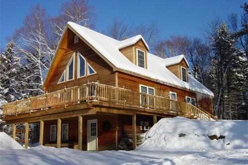 Buffalo Bill's Inferno Road Chalet - Warren, VT Vacation Rental