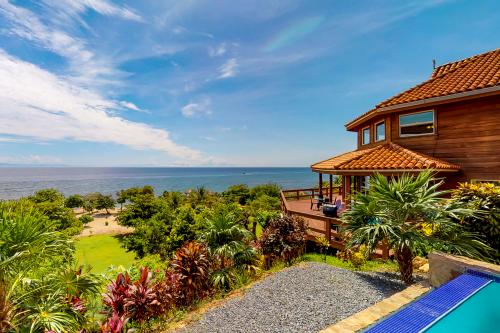 Villa con Vista - Calabash Bight, Honduras Vacation Rental