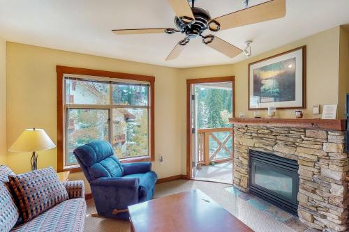 Powderhorn Lodge 413: Woodland Star Suite - Solitude, UT Vacation Rental