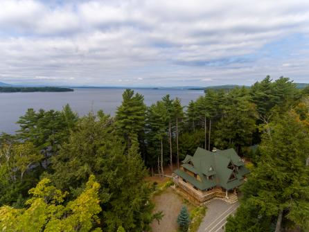 Big Moose Lodge - Beaver Cove, ME Vacation Rental