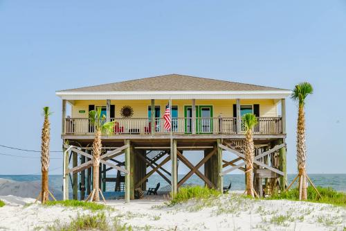 A Wave From It All - Dauphin Island, AL Vacation Rental